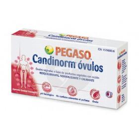 CANDINORM OVULOS VAGINALES PEGASO