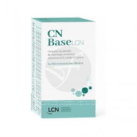 Cn Base 120 capsulas Lcn