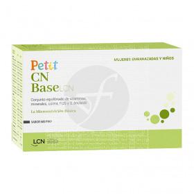 Petit Cn Base 30 sobres sabor Neutro Lcn