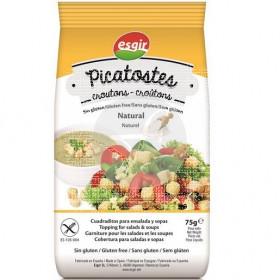 Picatostes Al Natural sin gluten Esgir