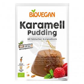 Preparado Vegano De Pudding Caramelo Eco Biovegan