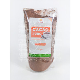Cacao polvo Puro Bio bolsa Ideas