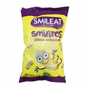 Smilitos Gusanitos De Maíz Eco sin gluten Smileat