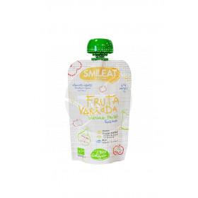 Bebible de frutas variadas Eco +4m Smileat