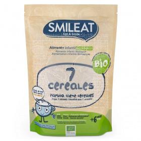 Papilla De 7 Cereales Eco Smileat