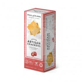 Crackers tradicionales con tomate y aceite de Oliva Paul & Pippa