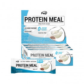 Barritas Protein Meal sabor yogur Pwd