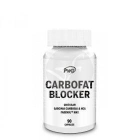 CARBOFAT BLOCKER 90 CAPSULAS PWD