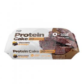 Protein Cake con Chocolate y Naranja sin Aceite De Palma sin Azucar Añadido Pwd