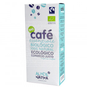 Café Molido Essenziale Bio Comercio Justo Alternativa3