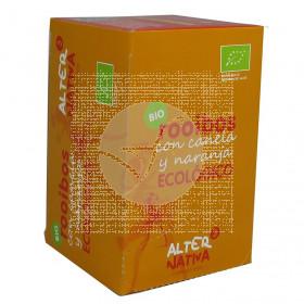 Té Rooibos Naranja y Canela Bio 20 Bolsitas Alternativa3