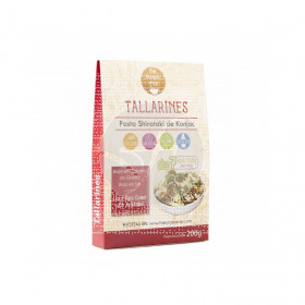 Fetuccini Tallarines The Konjac Shop