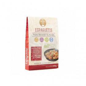 Espaguetis The Konjac Shop