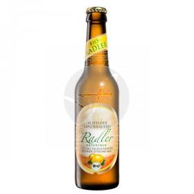 Cerveza Radler bio con limón Alsfelder