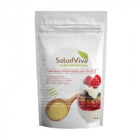 Levadura Nutricional con Vitamina B12 Salud Viva