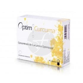 Optim Curcuma 45 capsulas Bionot SPRL