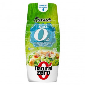 Salsa Cesar sin gluten 0% Natural Zero