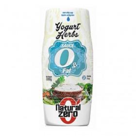 Salsa yogur y Hierbas sin gluten Natural Zero