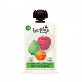 Bebible manzana pera y albaricoque Sin Gluten Be Plus