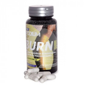 Burnium 60 capsulas Jus Podium Just Podium
