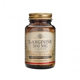 L-Arginina 500Mg 50 cápsulas Solgar