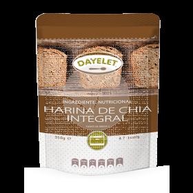 Harina De Chia sin gluten Dayelet