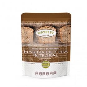 Harina de Chía sin gluten Dayelet