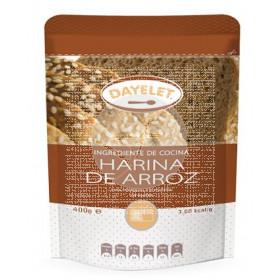 Harina Arroz Blanco sin gluten Dayelet