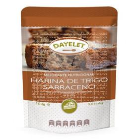 Harina De Trigo Sarraceno sin gluten Dayelet