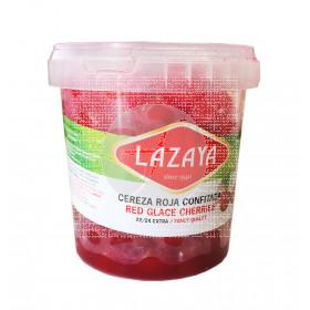 Cereza Roja confitada 1Kg Lazaya