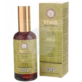 Aceite Capilar De Amla Khadi