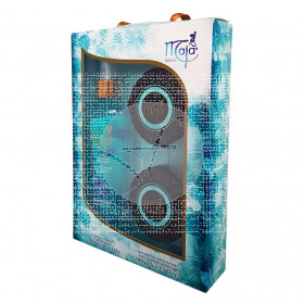 Pack Aqua Turquesa body splash + 2 jabones Maja