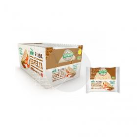 Piadina mini trigo Espelta Bio 100gr Biocop