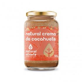 Crema De cacahuete Natural Athlete