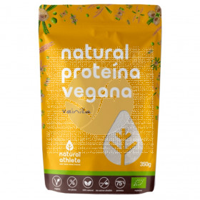 Proteina Vegana De Vainilla S/G S/A Eco Natural Athlete