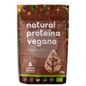 Proteina Vegana chocolate bio 350gr Natural Athlete