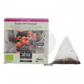 Infusión Frutas del Bosque eco 15 pirámides Alma