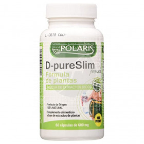 D-Pure Slim 600mg 60 cápsulas Polaris