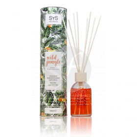 Ambientador mikado Wild Jungle 100ml Sys Aromas