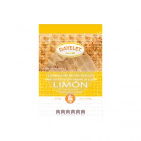 Estabilizante helados aroma limón sin gluten 100gr Dayelet