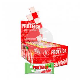 Barrita Proteica yogur Manzana NutriSport