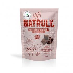 Proteina de Chocolate Eco Vegano 350gr Natruly