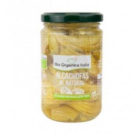 Alcachofas al natural 280gr Bio Organica Italia