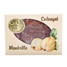 Membrillo sin azucar con Fructosa Natural 300 gr Cal Valls
