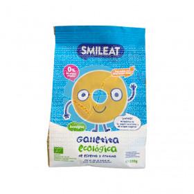 Galletas Infantiles De Espelta con Manzana Eco Smileat