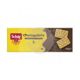 Galletas Biscotti con Chocolate sin gluten Dr. Schar