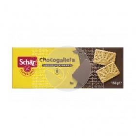 Galletas Biscotti con Chocolate sin gluten Dr. Schar