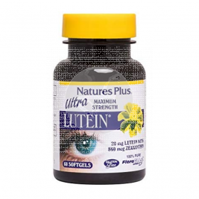Ultra Lutein 60 perlas Nature'S Plus