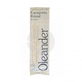 Pasta Kristal Spagueti sin gluten Oleander