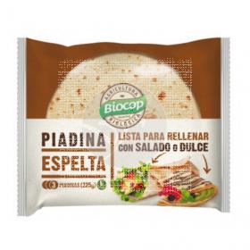 Piadina De Espelta Bio 225 Gr Biocop